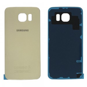 Samsung Galaxy S6 G920 - Battery Cover Gold