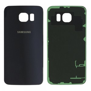 Samsung Galaxy S6 G920 - Battery Cover Blue / Black Saphire