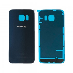 Samsung Galaxy S6 Edge G925 - Battery Cover Black Saphir