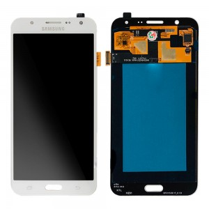 Samsung Galaxy J7 J700 - Full Front LCD Digitizer White
