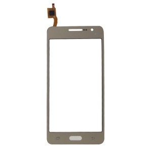 Samsung Galaxy Grand Prime Duos G530F - Front Glass Digitizer Gold