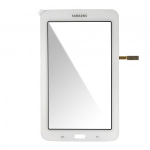 Samsung Galaxy Tab 3 Lite 7.0 T110 - Front Glass Digitizer White