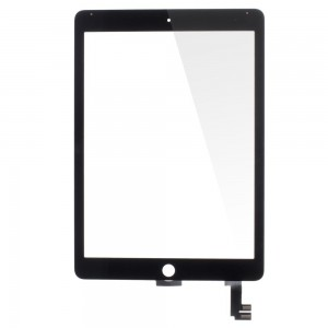 iPad Air 2 - Front Glass Digitizer Black