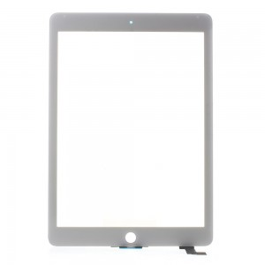 iPad Air 2 - Front Glass Digitizer White