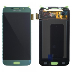 Samsung Galaxy S6 G920F - Full Front LCD Digitizer Blue