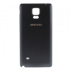 Samsung Note 4 N910F - Battery Cover Black