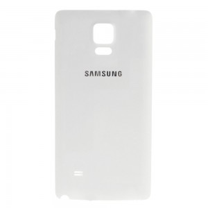 Samsung Note 4 N910F - Battery Cover White