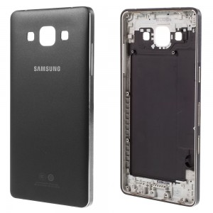 Samsung Galaxy A5 A500- Back Cover Black