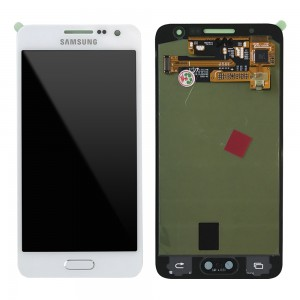 Samsung Galaxy A3 A300 - Full front LCD Digitizer White