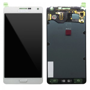 Samsung Galaxy A7 A700 - Full Front LCD Digitizer White