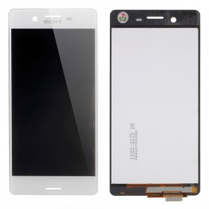 Sony Xperia X / X Performance F5121 - Full Front LCD Digitizer White
