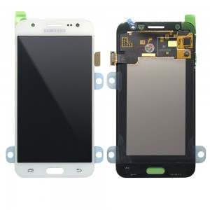 Samsung Galaxy J5 J500F - Full Front LCD Digitizer White