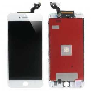 iPhone 6s Plus - LCD Digitizer White ( Original Remaded )
