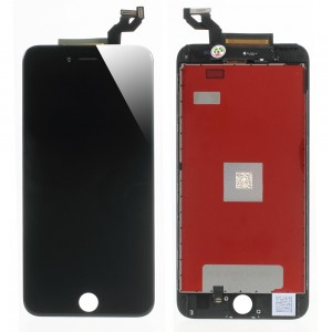 iPhone 6s Plus - LCD Digitizer Black ( Original Remaded )