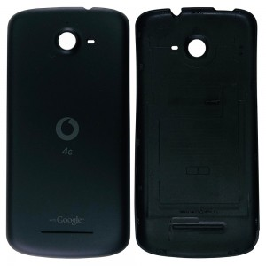 ZTE Vodafone Smart 4G - Original Battery Cover Black