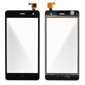 Wiko Jerry 2 - Front Glass Digitizer Black