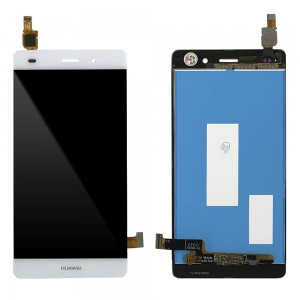 Huawei Ascend P8 Lite - Full Front LCD Digitizer White