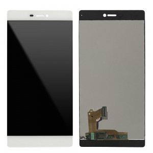 Huawei Ascend P8 - Full Front LCD Digitizer White