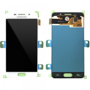 Samsung Galaxy A3 2016 A310 - Full Front LCD Digitizer White