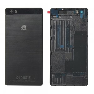 Huawei Ascend P8 Lite - Battery Cover Black