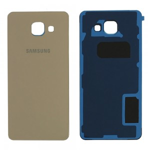 Samsung Galaxy A5 2016 A510 - Battery Cover Gold A+++