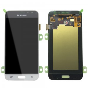 Samsung Galaxy J3 2016 J320F - Full Front LCD Digitizer White