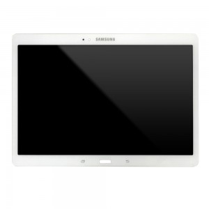 Samsung Tab S 10.5 SM-T800 - Full Front LCD Digitizer White