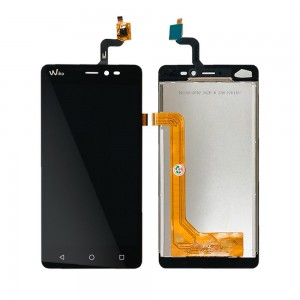Wiko Freddy - Full Front LCD Digitizer Black