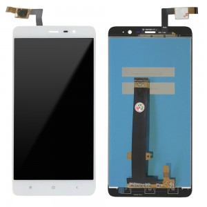 Xiaomi Redmi Note 3 - Full Front LCD Digitizer White
