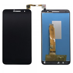 ZTE Vodafone Smart Prime 6 VF-895N - Full Front LCD Digitizer Black