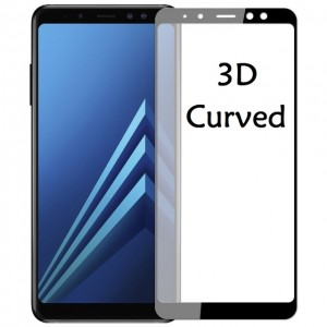 Samsung Galaxy A8 (2018) A530 - Full Tempered Glass