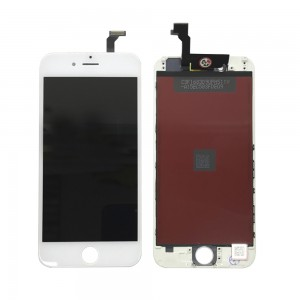 iPhone 6 - LCD Digitizer White A+++