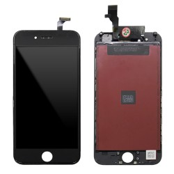 iPhone 6 - LCD Digitizer Black A+++