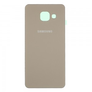 Samsung Galaxy A3 2016 A310 - Back Cover Gold