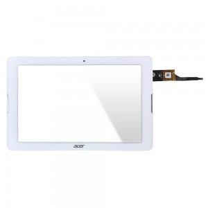 Acer B3-A20 - Front Glass Digitizer White