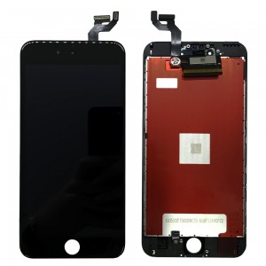 iPhone 6s Plus - LCD Digitizer Black A+++