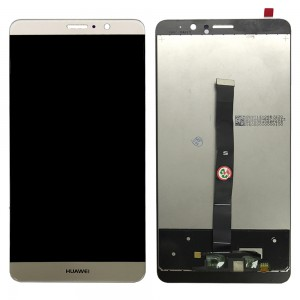 Huawei Ascend Mate 9 - Full Front LCD Digitizer Gold