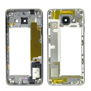 Samsung Galaxy A3 2016 A310 - Chassis Middle Frame Black
