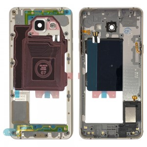 Samsung Galaxy A5 2016 A510 - Chassis Middle Frame White