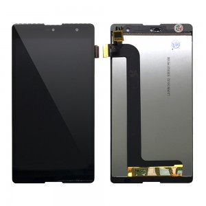Wiko Robby - Full Front LCD Digitizer Black