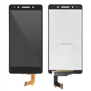 Huawei Honor 7 - Full Front LCD Digitizer Black