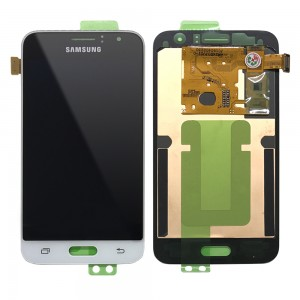 Samsung Galaxy J120 - Full Front LCD Digitizer White