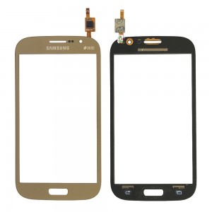 Samsung Galaxy Grand Neo Plus I9060i Duos - Front Glass Digitizer Gold