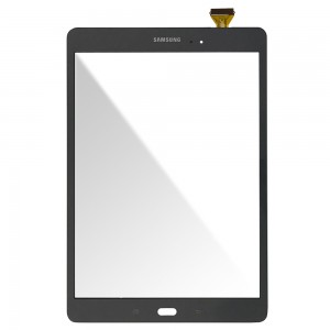 Samsung Galaxy Tab A 9.7 T550 T555 - Front Glass Digitizer Black