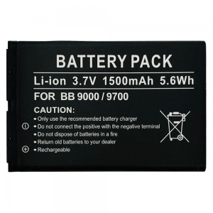 Blackberry Bold 9000 9700 9780 - Battery M-S1 1500 mAh