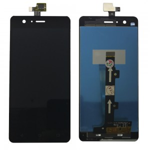 BQ Aquaris M5 IPS5K1396FPC  - Full Front LCD Digitizer Black