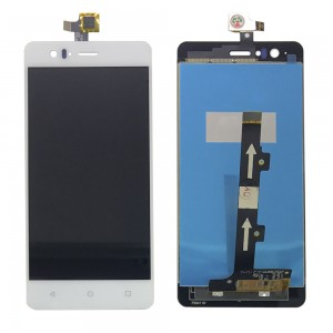 BQ Aquaris M5 IPS5K1396FPC - Full Front LCD Digitizer White