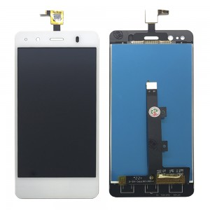 BQ Aquaris A4.5 FPC S90698 - Full Front LCD Digitizer White