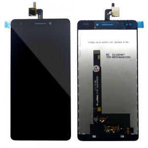 BQ Aquaris M5.5 IPS5K1517FPC - Full Front LCD Digitizer Black
