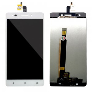 BQ Aquaris M5.5 IPS5K1517FPC - Full Front LCD Digitizer White